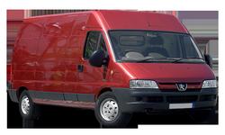 Запчасти для BOXER фургон (244)