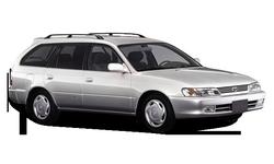 Запчасти для COROLLA Wagon (E10)