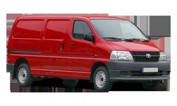 Запчасти для HIACE IV фургон (LXH1, RZH1, LH1)